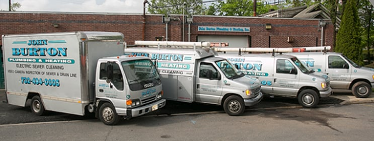 John Burton Plumbing & Heating: 104 Norcross Ave, Metuchen, NJ