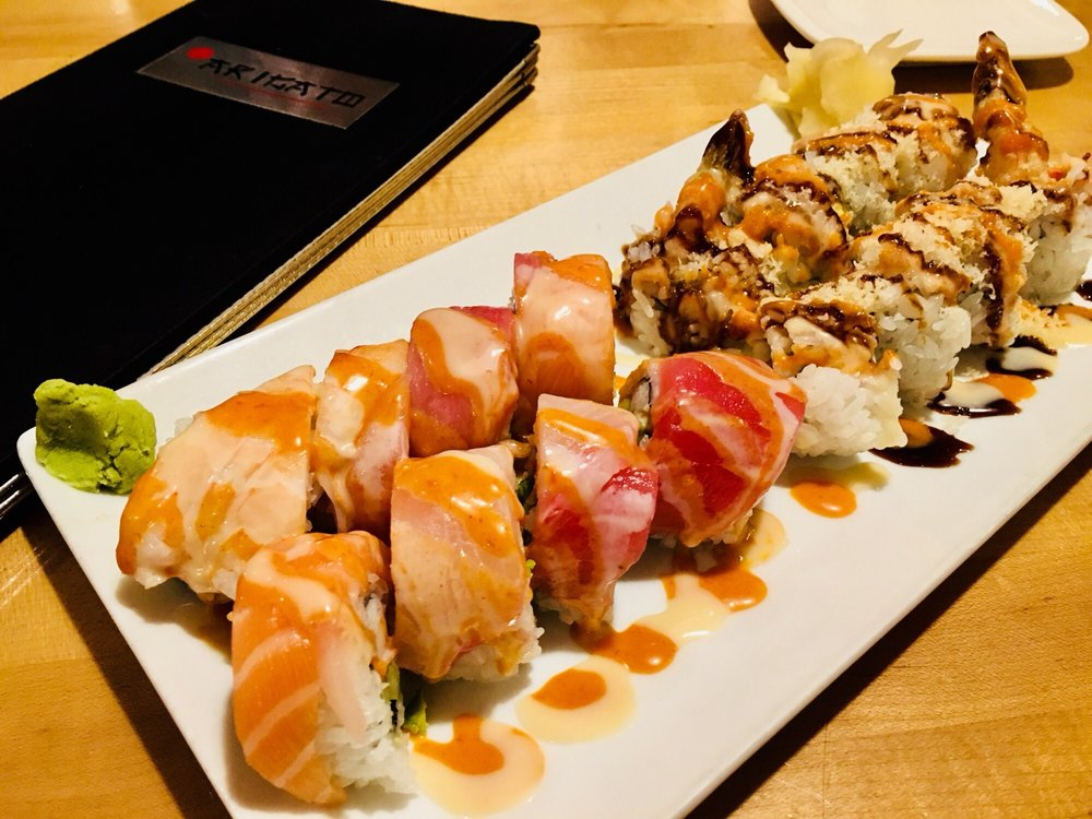 Arigato Sushi: 11 N Pleasant St, Amherst, MA