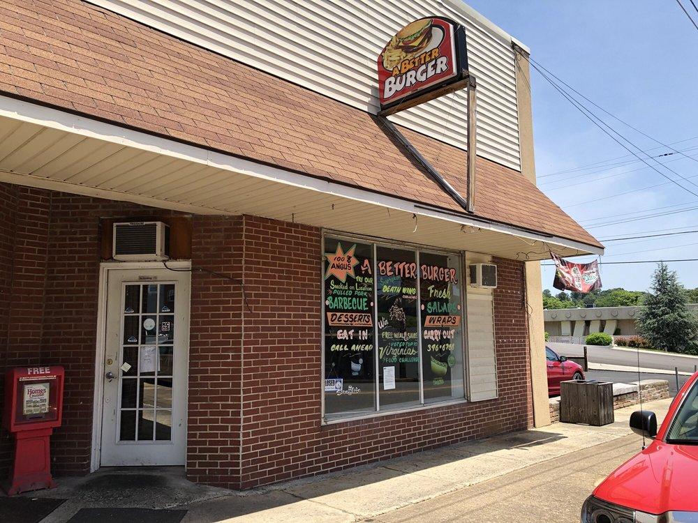 A Better Burger: 33739 Main St, Jonesville, VA