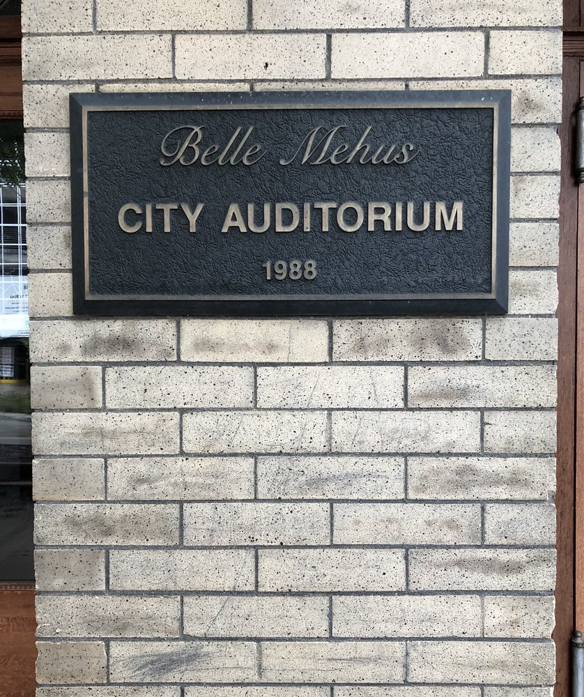 Belle Mehus Auditorium: 211 North 6th St, Bismarck, ND
