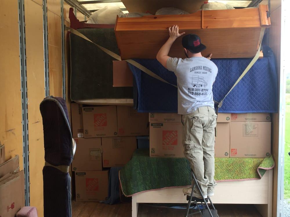 Photos For Lamanna Moving Amp Storage Yelp