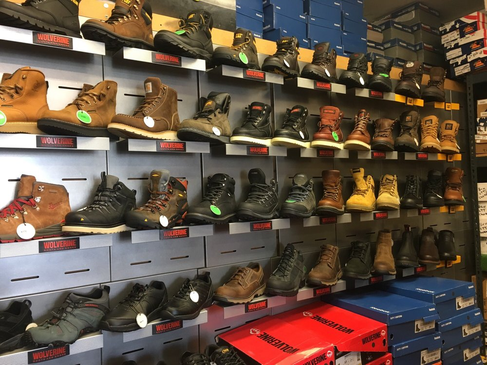 Work Boot Warehouse