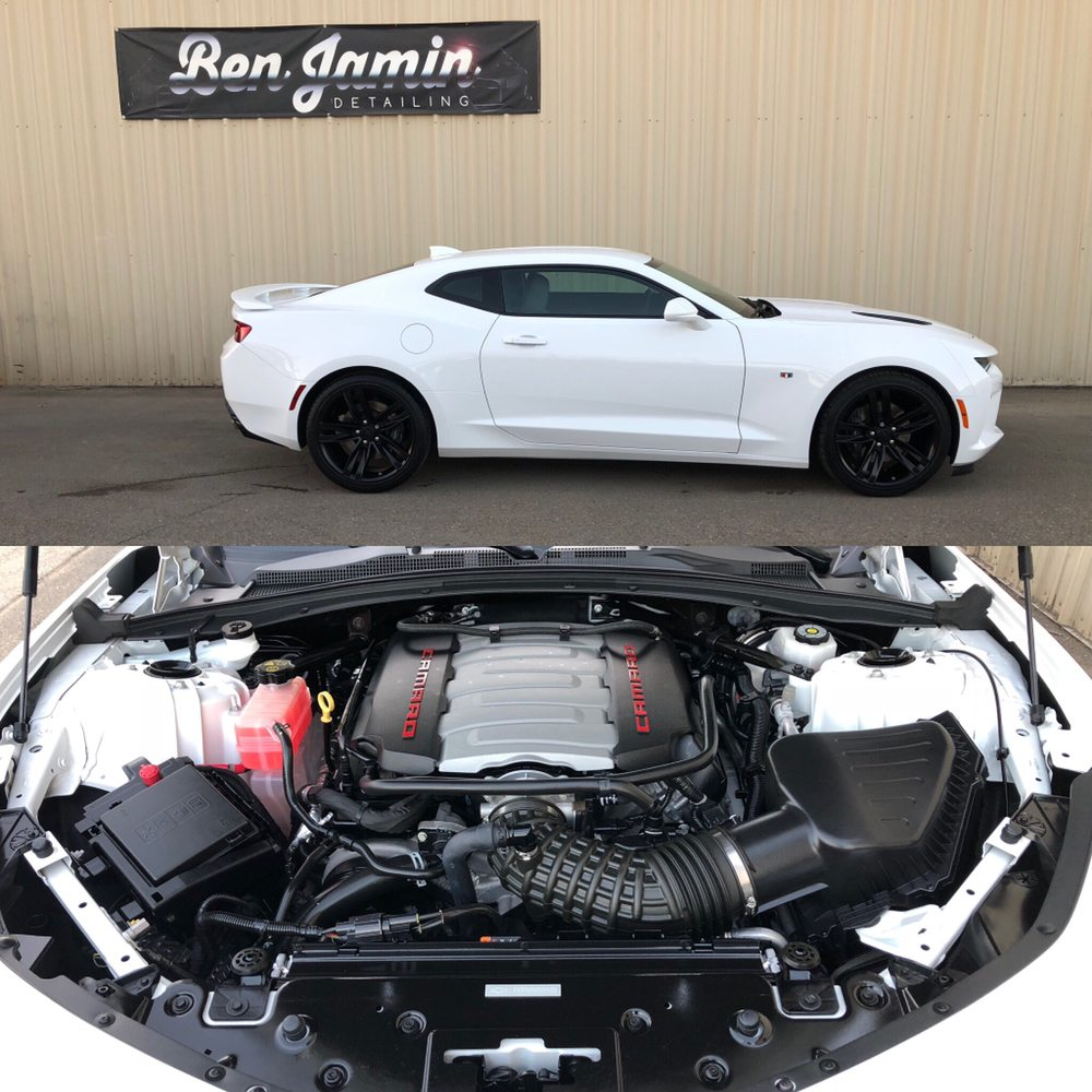 Ben-Jamin Detailing: 17881 Ideal Park Way, Manteca, CA