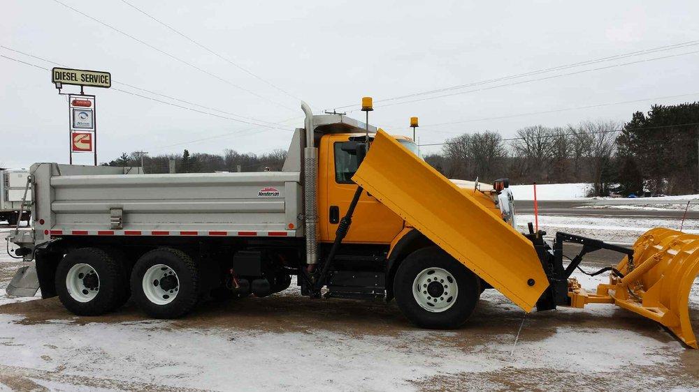 Meyer International Trucks: 600 N 1st St, Cameron, WI