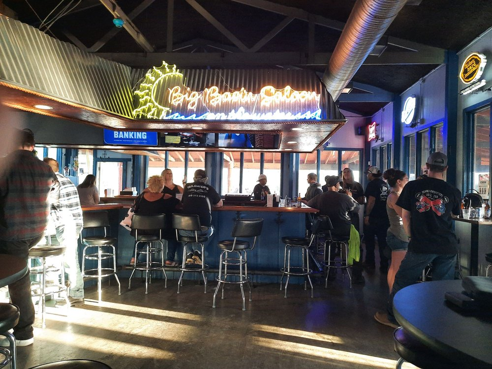 Big Basin Saloon On The Water: 24045 W Front St, Channahon, IL