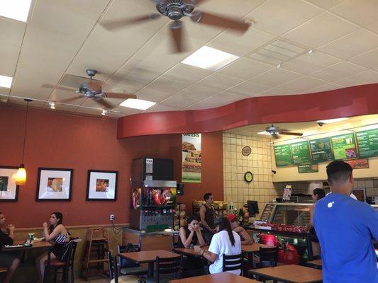 Subway - Sandwiches - 15 E 16th St, Merced, CA - Restaurant Reviews