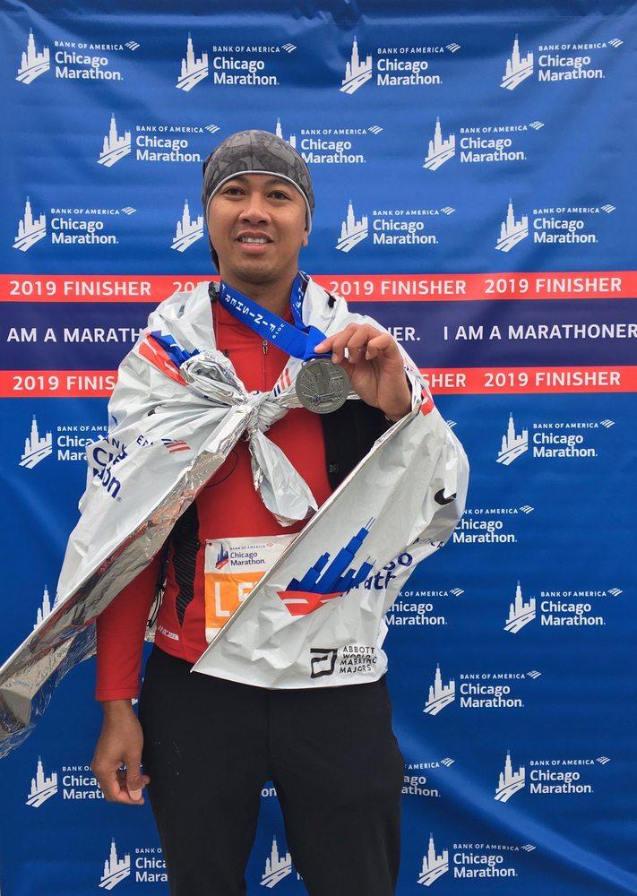 The Bank of America Chicago Marathon