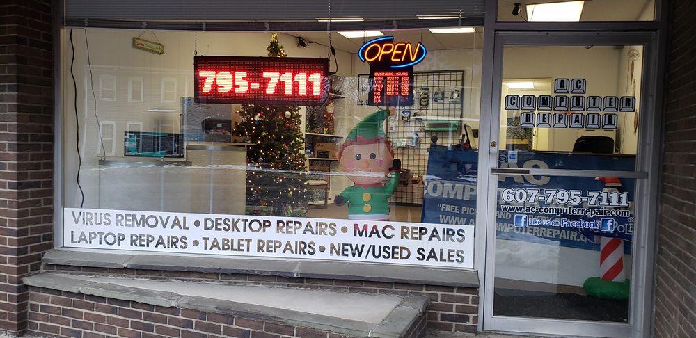 AC Computer Repair: 703A S Main St, Horseheads, NY