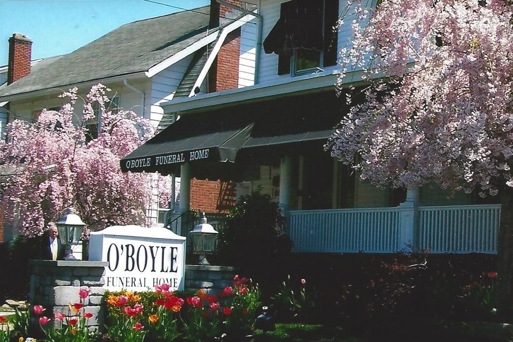 O Boyle Funeral Home Bloomfield