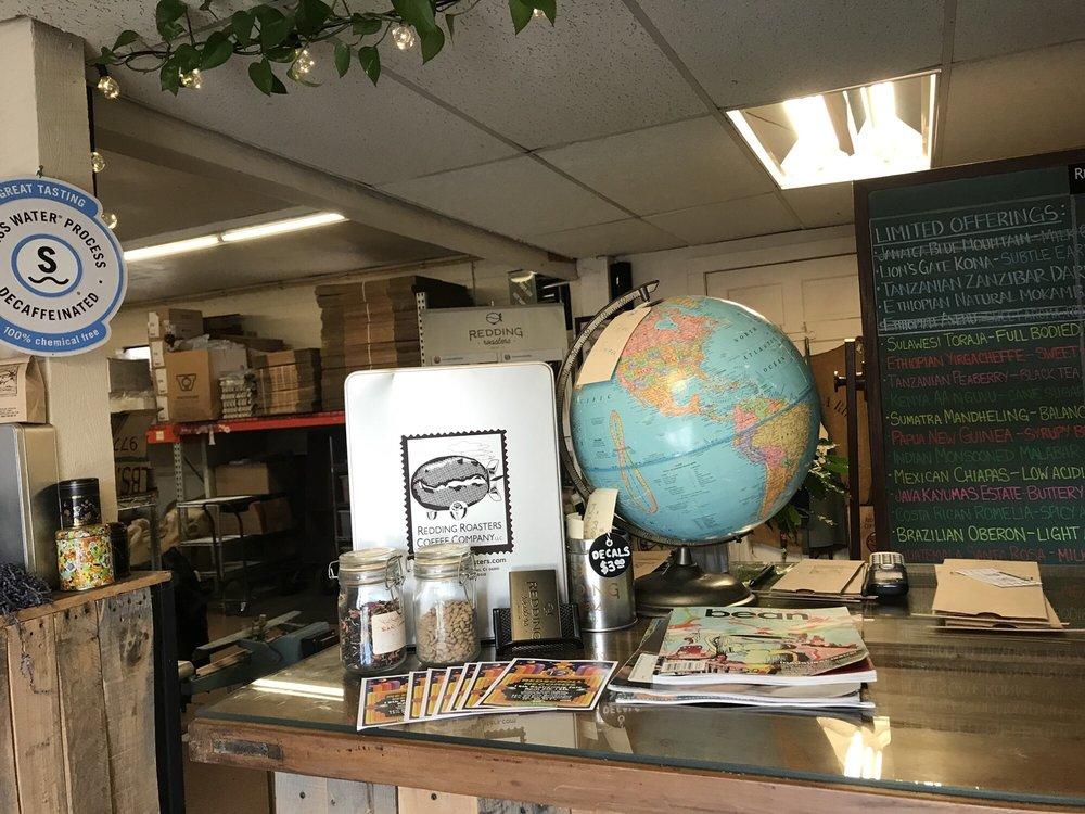 Redding Roasters Coffee Co: 81 Greenwood Ave, Bethel, CT