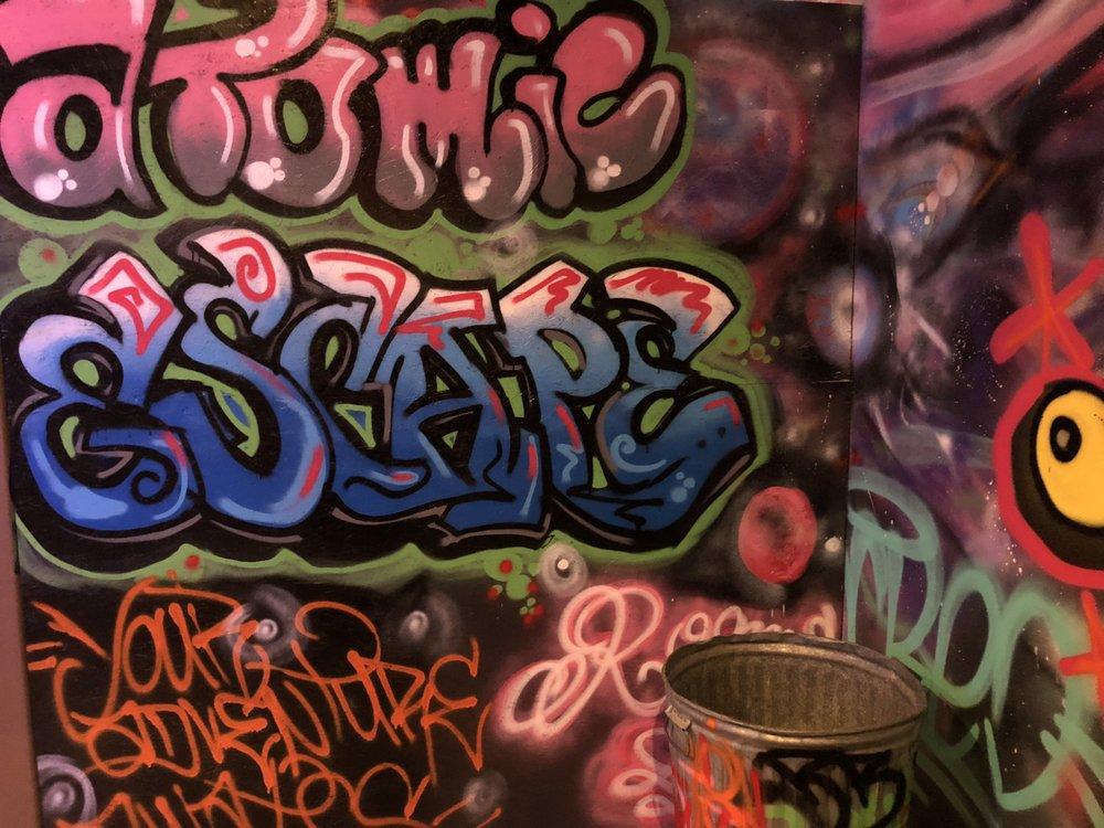 Atomic Escape Rooms: 1653 Fowler St, Richland, WA