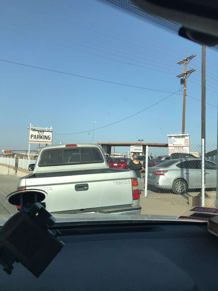 Double AA Parking: 201 W 2nd St, Calexico, CA