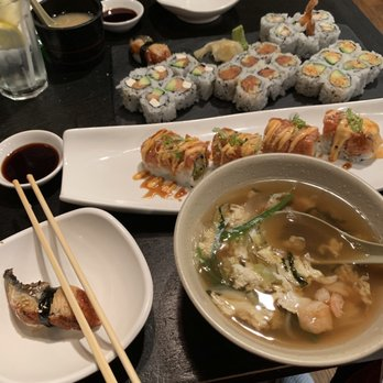 Photo Of Matsu Sushi Restaurant Centreville Va United States