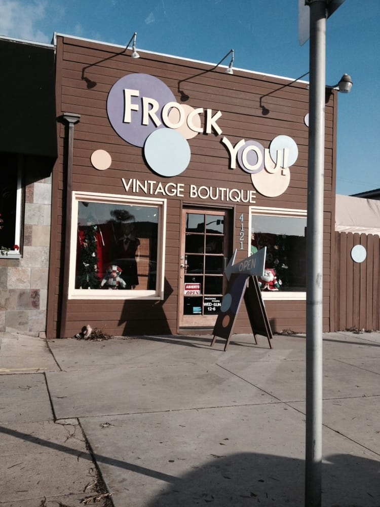 photos for frock you vintage clothing yelp