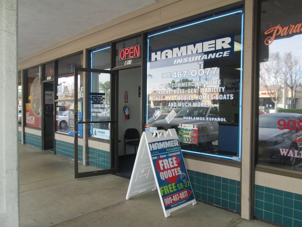Hammer insurance services assurance auto et maison for Assurance auto maison