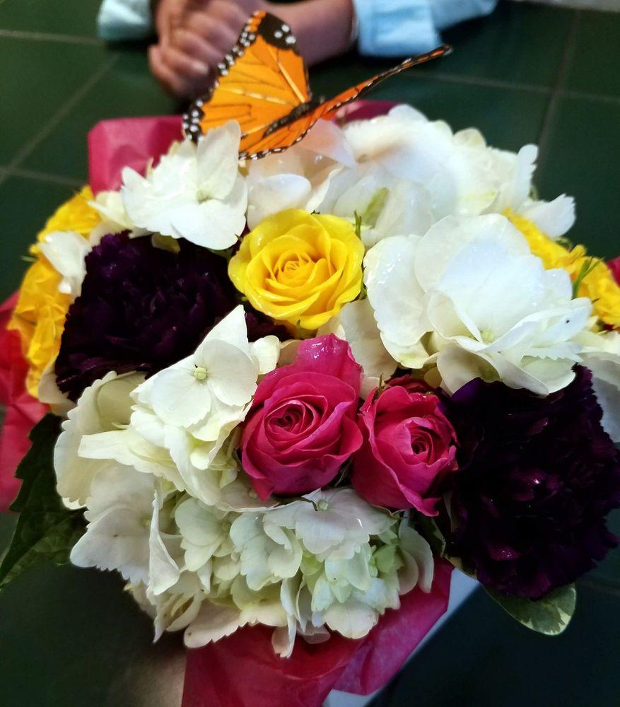 Hollywood Flower Shop 26 Photos Florists 7 Kirby Plz Mount