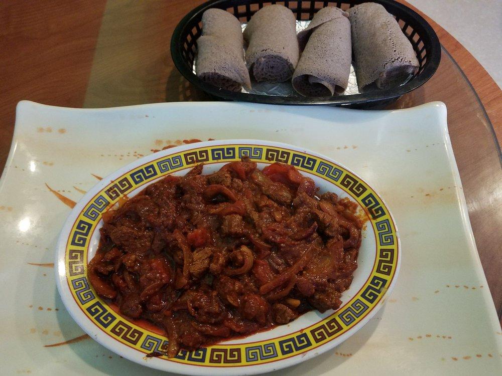 Tadesse Ethiopian Restaurant and Coffee Shop: 3675 Clairmont Rd, Atlanta, GA