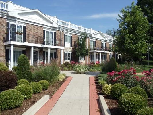 Heritage Estates Apartments 9196 Heritage Dr Saint Louis, MO Real ...
