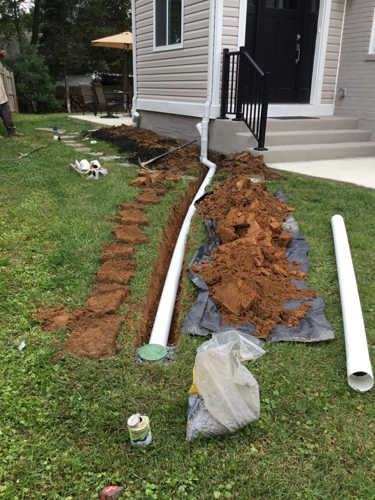Downspout Extension With Pop Up Drain Yelp