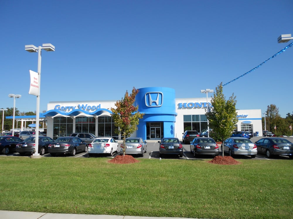 gerry wood honda car dealers 414 jake alexander blvd s