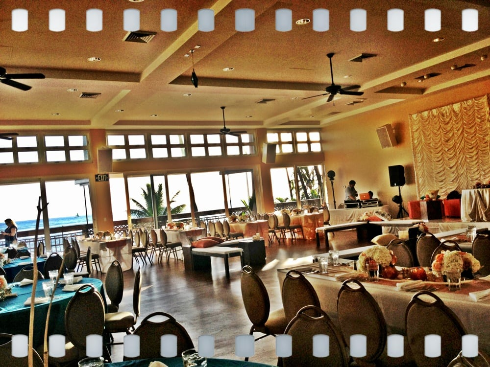 Large Room Is Perfect For Birthday Luaus Weddings