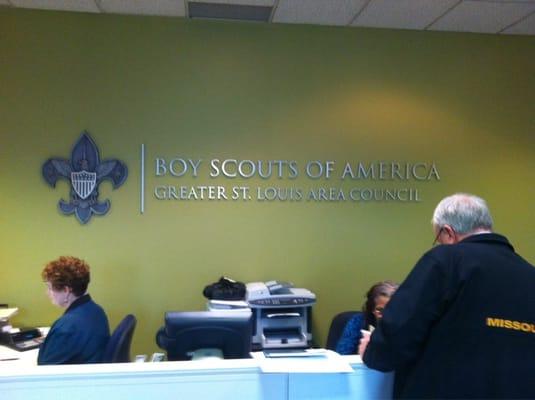 Boy Scouts of America 4568 W Pine Blvd Saint Louis, MO