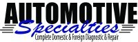 Automotive Specialties: 15415 Main St NE, Duvall, WA