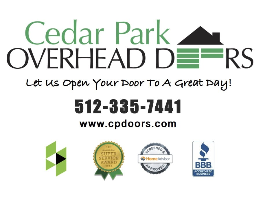 Cedar Park Overhead Doors
