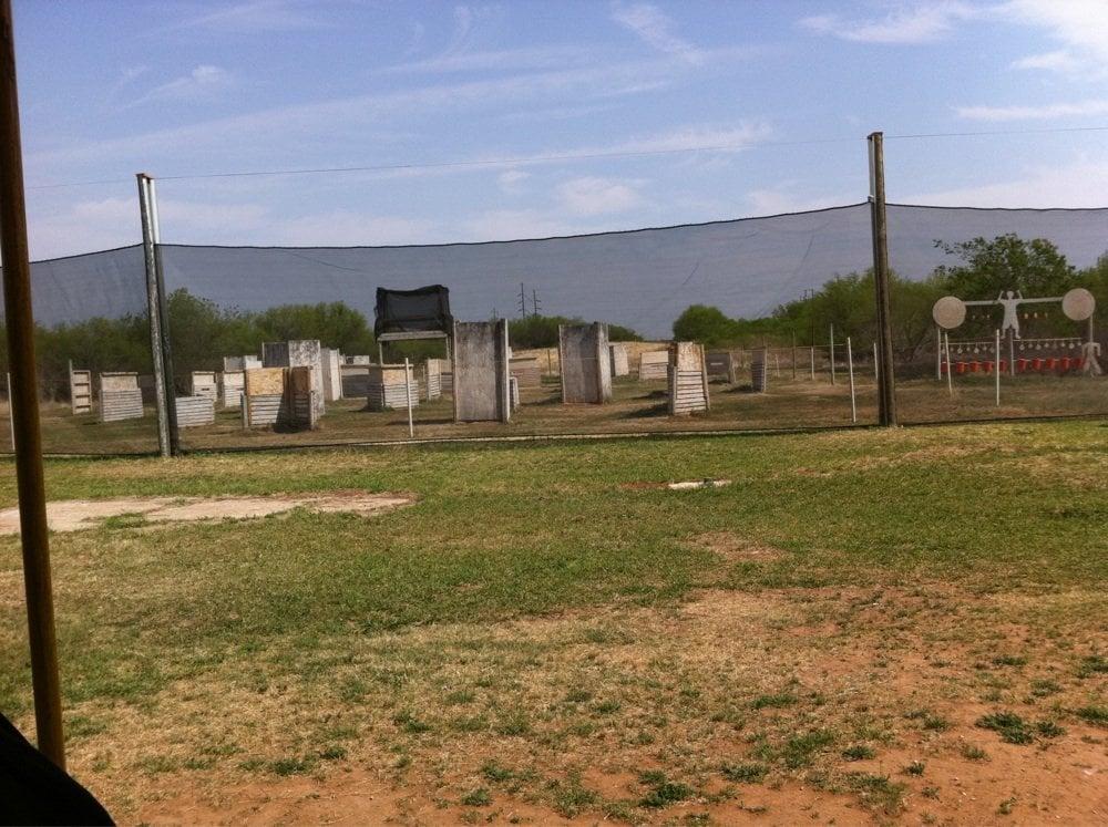 Field of Honor Paintball: 2317 Hampton Rd, Wichita Falls, TX