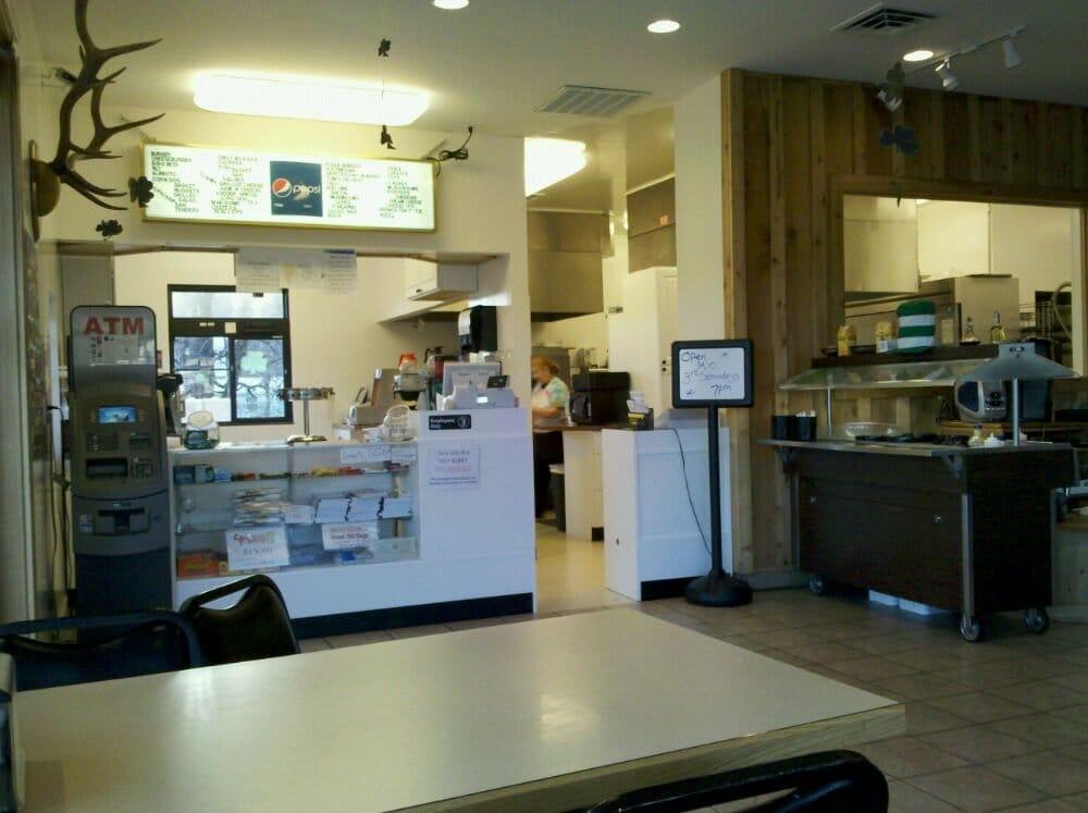 Cedar Shack Drive In: 4102 Hwy 20, Sweet Home, OR