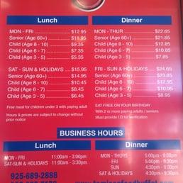 photos for tomi sushi seafood buffet menu yelp rh yelp com tomi buffet price 2018 tomi sushi buffet san jose price