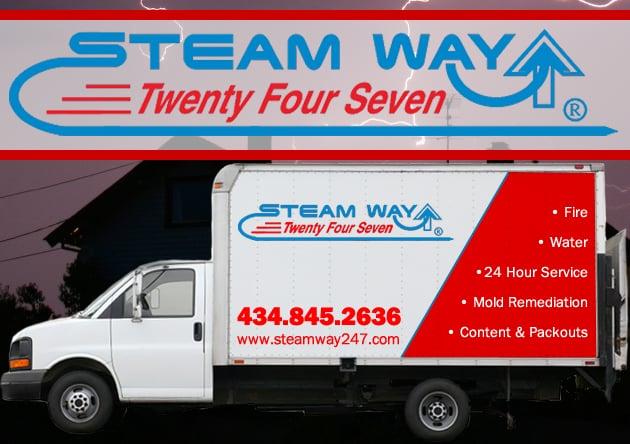 SteamWay of Central Virginia: 304 Oakley Ave, Lynchburg, VA