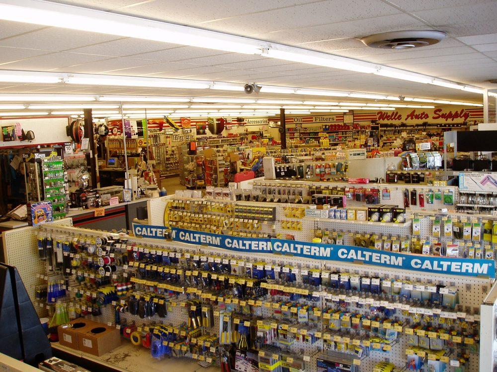Welle Auto Supply: 12901 Central Ave NE, Blaine, MN