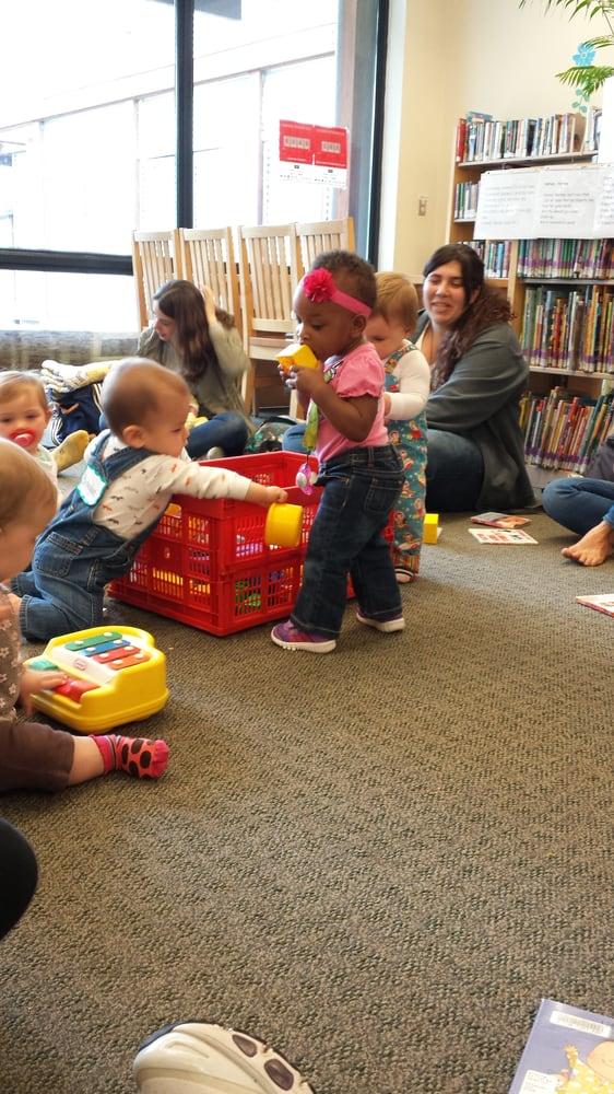 Multnomah County Library - North Portland