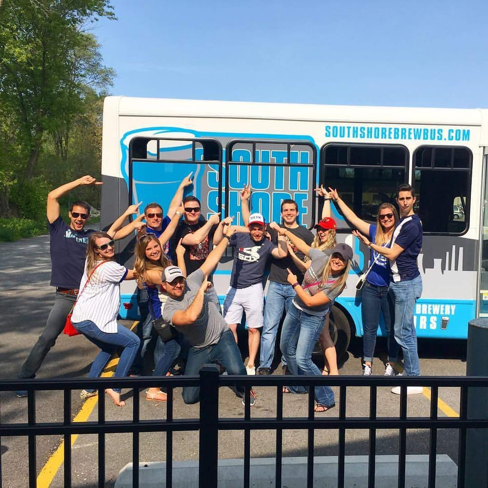 South Shore Brew Bus: Valparaiso, IN