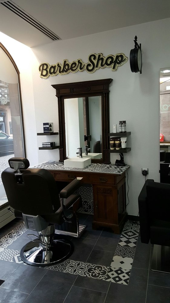 Longstreet Coiffure Et Barbier Pru00e9sent U00e0 Strasbourg Depuis Plus De 7 Ans - Yelp