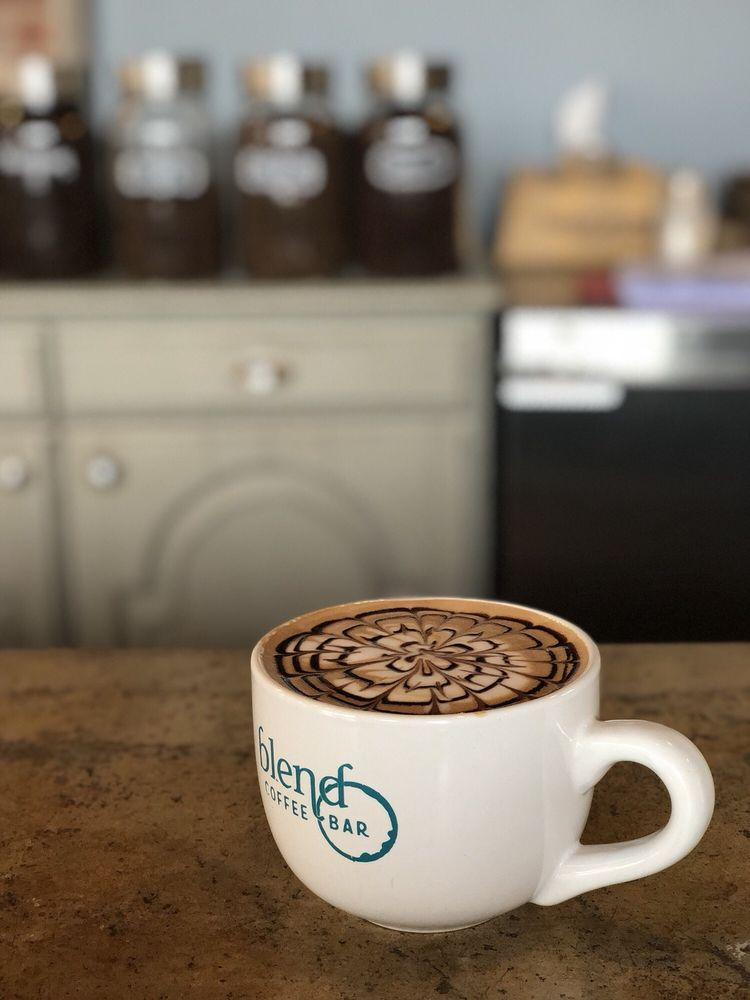 Photo of Blend Coffee Bar: Ashburn, VA