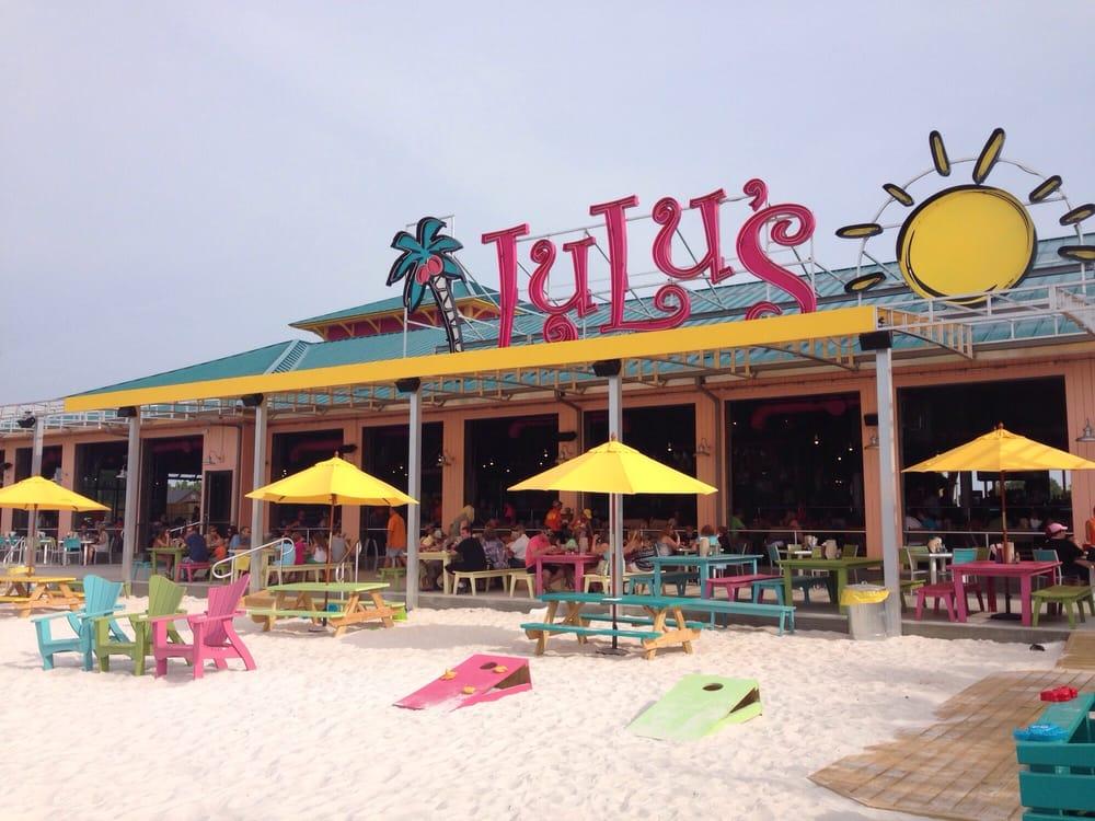 Lulu S Destin 391 Photos 559 Reviews Seafood 4607 Legendary Marine Dr Fl Restaurant Phone Number Yelp