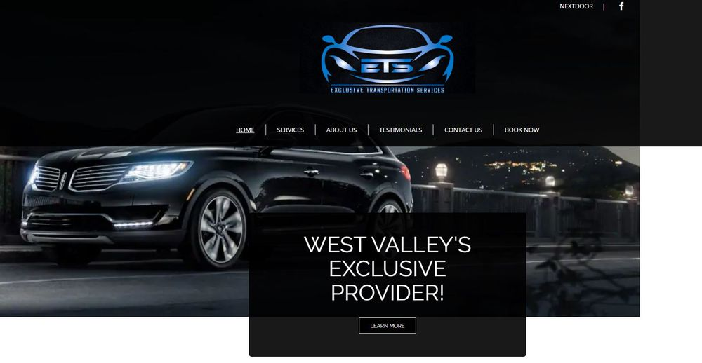 Exclusive Transportation Services: 17452 W Spring Dr, Goodyear, AZ