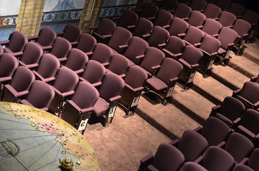 the davenport theatre mainstage yelp