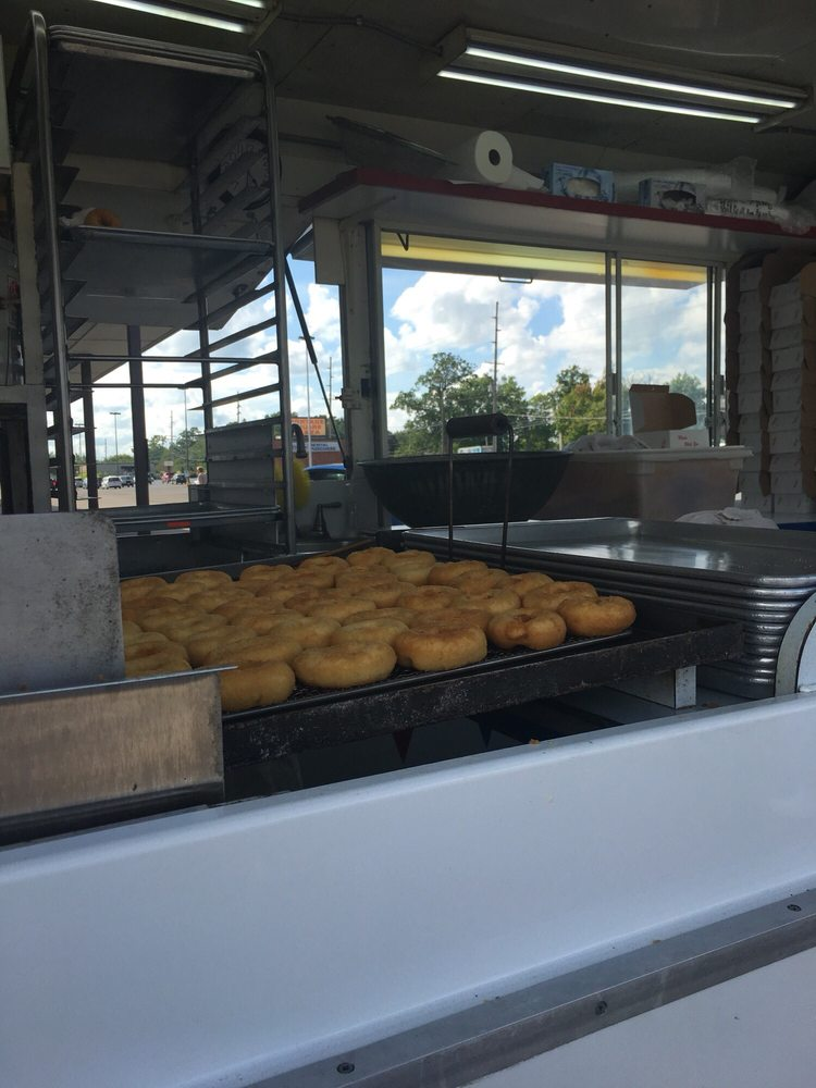 Food from Lerch's Donuts
