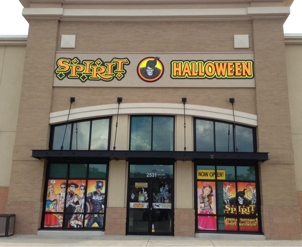 spirit halloween - closed - accessories - 2531 piedmont rd ne
