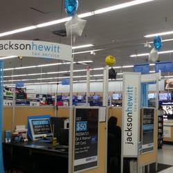 Jackson Hewitt Taxes Walmart