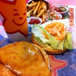 Carl s jr 12 foto 39 s hamburgers 950 abbott st for Abbott california cuisine
