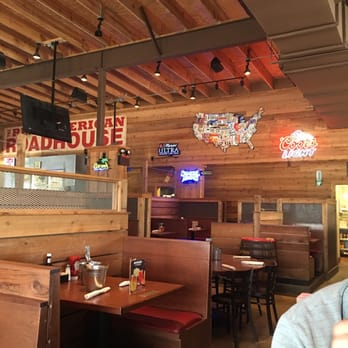 Photo Of Logan S Roadhouse League City Tx United States Just A View