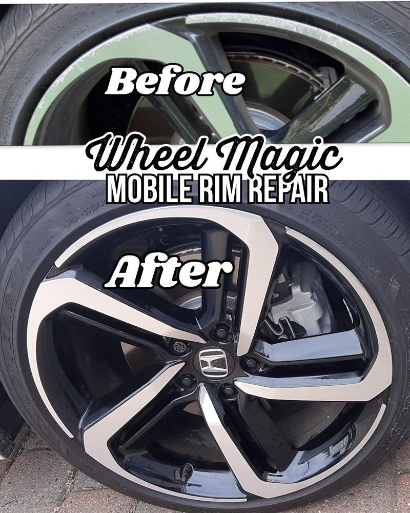 Wheel Magic Mobile Rim Repair: Amityville, NY