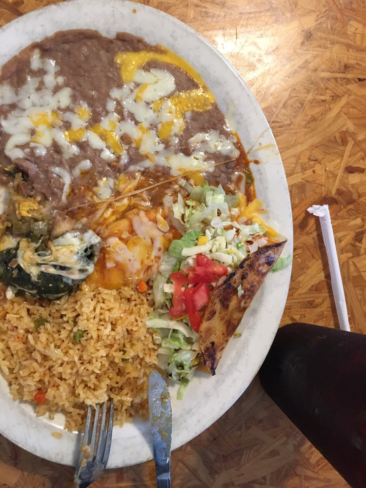 Pancho's Villa Mexican Restaurant: 32804 Pennsylvania Ave, San Antonio, FL