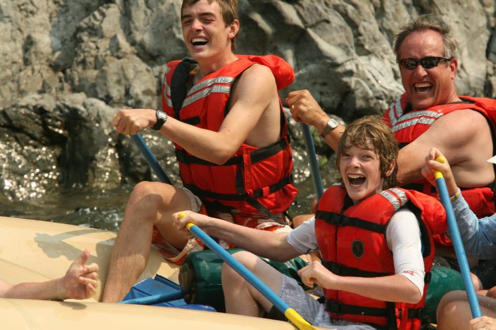 Pangaea River Rafting: 11111 Mullan Rd E, Superior, MT