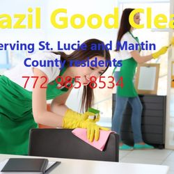 Brazil Good Clean - Request a Quote - Home Cleaning - Port Saint