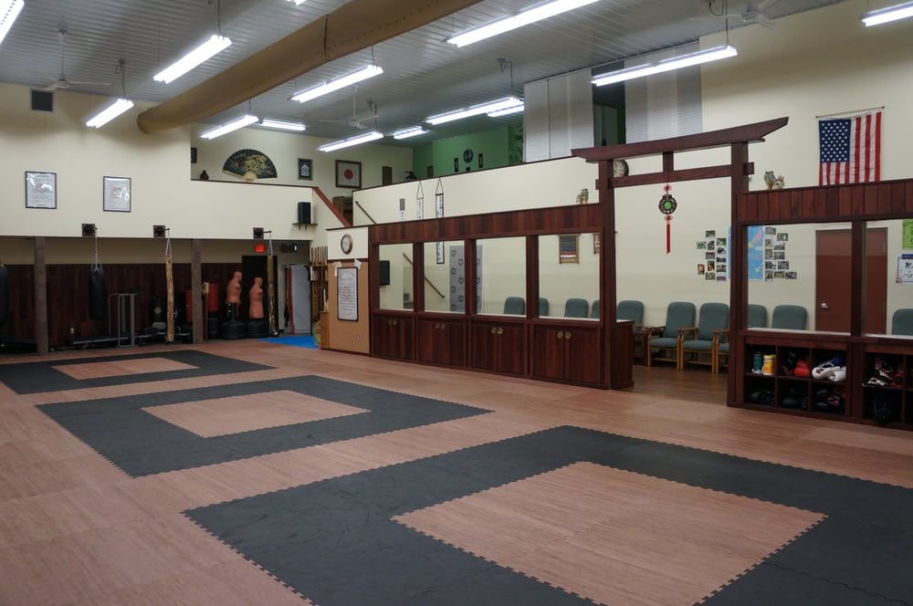 Brown's Karate Academy: 1571 E Division Ave, Barron, WI